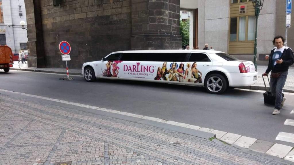 Limuzyna Darling